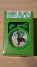 FreeShip[Brand New] Katekyo Hitman Reborn Kyoya Hibari & Hibird Mini Green Clock