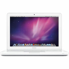 "Apple MacBook 13"" Intel 120GB GeForce Bluetooth DVD±RW AirPort Mac Webcam PC"