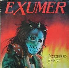 Exumer  -  Possessed by fire  -  LP /press in Poland/