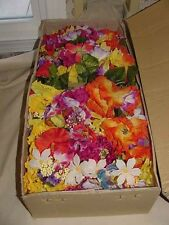 "12 - Teters Butterfly Bouquet A30151 18"" Assortment of 3 Silk Flowers Artificial"