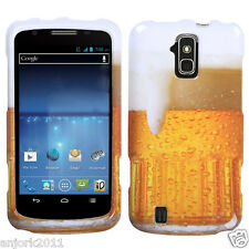 Sprint Boost Force N9100 Snap-On Hard Case Cover Beer Time