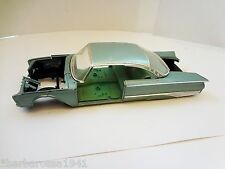 1:18 Diecast 1960 Ford Starliner Body Shell Chassis Glass JUNKYARD DIARAMA PARTS