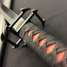BLEACH ICHIGO FINAL ZANGETSU SAMURAI SWORD w/Single Sword Stand