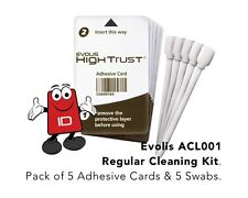Evolis High Trust ACL001 Cleaning Kit for Evolis Zenius, Primacy & Elypso