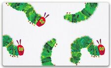 "The Very Hungry Caterpillar 100% cotton fabric.Size 22"" x 18"" larger available"