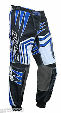 "NEW WULFSPORT BLUE Sz 38"" MOTOCROSS ENDURO PANTS QUAD TROUSERS TZF YZ WRF DRZ RM"