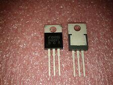 5x FSC D45H11 , Trans GP BJT PNP 80V 10A 3-Pin(3+Tab) TO-220