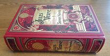 SEVEN NOVELS by JULES VERNE - Barnes & Noble (2010, LEATHERBOUND)