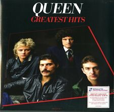 QUEEN GREATEST HITS DOPPIO VINILE LP 180 GRAMMI NUOVO SIGILLATO !