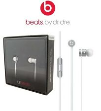Genuine urbeats 2 dr dre in ear écouteurs casque in retail boxed uk-argent