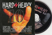 CD CARDSLEEVE COLLECTOR 12T GRIP INC/MISANTHROPE/OUT/PANAMA/BACKYARD BABIES