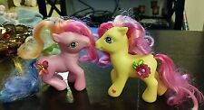 2 My Little Pony 3D Butterfly & Flower