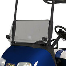 RecPro™ EZGO RXV golf cart Tinted Windshield with Folding Acrylic