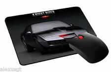 mouse pad, tappetino mouse KNIGHT RIDER supercar kitt film pc computer desktop