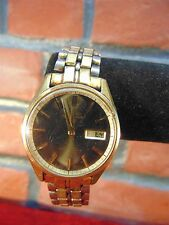 Vintage SEIKO SPORTSMATIC 5 WATCH Diashock 21 JEWELS 6619-8060 Self Winding AUTO