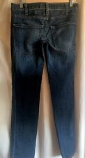 Current Elliott THE SKINNY Fits Size 27 28 Studs EXCELLENT Waist measures 16 in