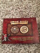 Master Replicas Pirates Of The Caribbean Dead Man's Chest Coin Set Depp Johney