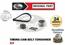Per Vauxhall OPEL ASTRA CABRIO 2006 & GT 1.8 Sri GATES Timing Cam Belt KIT tensionatore