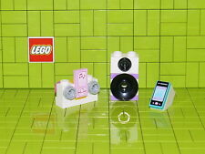 Lego Friends Boombox & Speaker with iPod/iphone  NEW