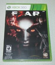 F.E.A.R. 3 for Xbox 360 Brand New! Factory Sealed!