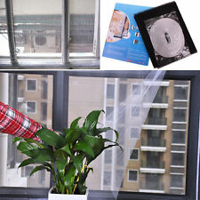 Practical Insect Bug Mosquito Home Window Door Net Mesh Screen Sticky Tape New