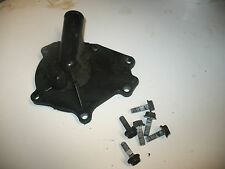 ARCTIC CAT 800 900 CAR SNOWMOBILE ENGINE MOTOR CASE WATER PUMP PLATE & BOLTS