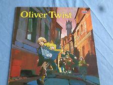 70er Jahre Europa LP mit einem Hörspiel :  Oliver Twist  - Oliver Röhricht