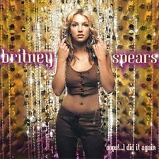 MUSICASSETTA Britney Spears Oops! I Did It again NUOVO D'EPOCA RIMANENZA MAGAZ.