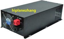 Pure Sine Wave 4000W Power Inverter Converter DC 12V to AC 110V or 220V