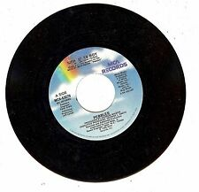 VINTAGE 45 RPM RECORD PEBBLES MERCEDES BOY JUKEBOX PROMO ALBUM 1988