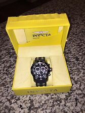 Invicta Men's 6977 Pro Diver Collection Chronograph Black Dial Watch