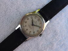 IMPERIAL OLD MILITARY WATCH 17 Jewels SWISS Fully Serviced Watch