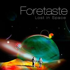 FORETASTE Lost in Space CD Digipack 2016 LTD.350