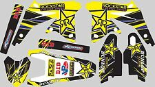 1993-1995 Suzuki RM125 RM250 RM 125 250 Graphics Decal fender shrouds sticker