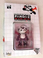 Figurine PANDA - Z. The Robonimation. Volume 1. Avec le DVD - Collector NEUF