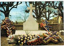 52 - cpsm - COLOMBEY LES DEUX EGLISES - Sépulture du Général De Gaulle