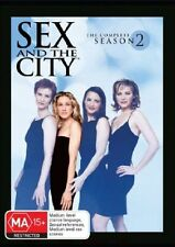 Sex And The City : Season 2 (DVD, 2006, 3-Disc Set)