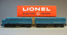 LIONEL X-628 PROMO U.S. NAVY ALCO DIESEL ENGINE & B UNIT 224P & 224C 6-38353 New