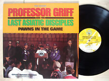 Professor Griff Pawns In The Game A1 B1 UK LP Luke SkyyWalker XR-111 1990 EX/EX
