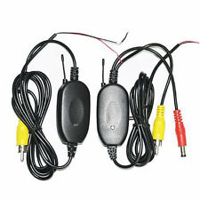 Wireless Video Transmitter Empfänger for Vehicle Backup Camera/Front Car Camera