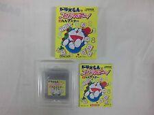 GB -- Doraemon Study Boy 3.Kuku Master -- Box. Game Boy, JAPAN Game Nintendo.