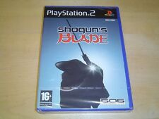 SHOGUNS BLADE SONY PLAYSTATION 2 PS2 PAL *BRAND NEW*