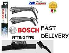 VW Polo 6R |2009-| Bosch Aerotwin Front Wiper Blades |Pair Flat Style|