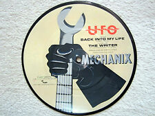 PICTURE Single / UFO / BACK INTO MY LIFE / 1982 / TOP RARITÄT /