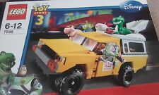 Lego 7598 toy story pizza planet truck