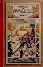 SWIFT - Voyages de Gulliver...- ill. Granville - Notice W. Scott - Garnier. 1924