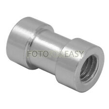 """5/8"""" Spigot stud Adapter with 1/4"""" and 3/8"""" Female Screw Threaded Mount"""