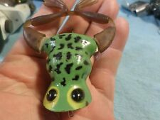 Jensen Frog Kicker topwater weedless fishing lure