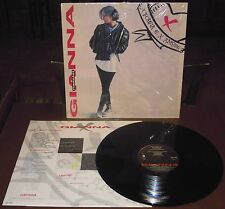 LP GIANNA NANNINI X forza e x amore (Ricordi 93)1st ps Italian pop rock inner NM