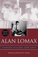 Alan Lomax: Selected Writings, 1934-1997-ExLibrary